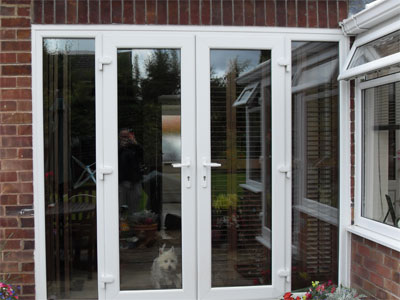 The prices for most of these doors are as follows Solid Composite Doors \u2013 £365.00. Twin Glazed Composite Doors \u2013 £440.00 & Testimonials \u0026 Previous Work \u2013 Eiger Doors